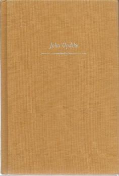 John Updike Rabbit is Rich 1st Ed.1981 by designfinder10 on Etsy, $16.00