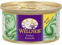 Turkey Formula Cat Food, 3 Oz(case of 3) by Wellness (Pack of 3) -- Startling review available here  : Cat food