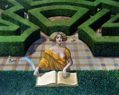 Mike Worrall 1942 ~ Surrealist painter | Tutt'Art@ | Pittura * Scultura * Poesia * Musica |