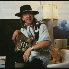 '''.By ANNE DINGUS He lived fast and loved hard, but it is his talent, not his early death, that has elevated him to blues immortality. Stevie Ray Vaughan — also known to fans...''' https://www.google.fr/amp/s/www.texasmonthly.com/articles/stevie-ray-vaughan/amp/
