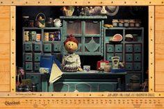 10 Augsburger Puppenkiste Kalender 2014