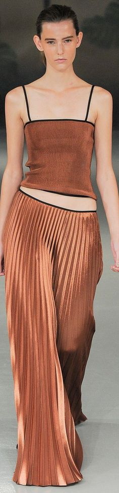 @roressclothes clothing ideas #women fashion Barbara Casasola Spring 2015 via JAMES MITCHELL: