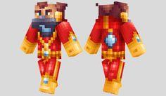 Lazerbreath Skin para Minecraft