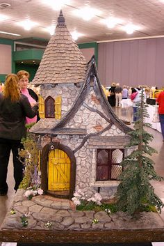 Good Sam Showcase of Miniatures: At the Show - Exhibits