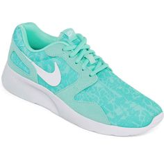 Nike Kaishi Print Womens Running Shoes featuring polyvore, fashion, shoes, athletic shoes, sneakers, clothing, workout, nike, cushioned running shoes, lightweight running shoes, patterned shoes and light weight running shoes
