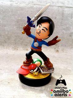 Satoru Iwata Memorial Custom amiibo by GandaKris in Video Games & Consoles, Video Game Accessories, Other Video Game Accessories | eBay