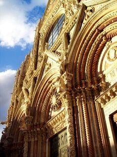 "eccellenze-italiane: ""Duomo di Siena by MissingHorcrux """
