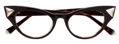 Kate Young for Tura - Optical K105 Black Tortoise