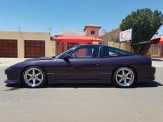 #Nissan #Silvia #S13 #200sx #Modified #Slammed #Stance #JDM