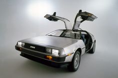 De Lorean. Let me take it for a ride...