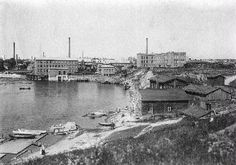 Ratinan rantaa 1900-luvun vaihteessa. Kuva: I.K. Inha.