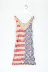 The USA Dress