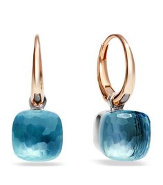 Pomellato Nudo Blue Topaz Classic Ring available to buy at Harrods. Shop women's designer jewellery online and earn Rewards points. Topaz Jewelry, Amber Jewelry, Fine Jewelry, Gold Jewellery, Jewellery Holder, Rose Gold Earrings, Ring Earrings, Topaz Earrings, White Gold Jewelry