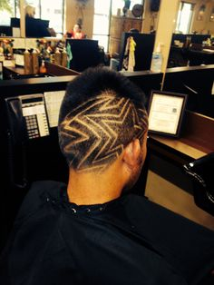 Men's hair design by me