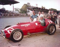 Ferrari 375 Indy (1952)