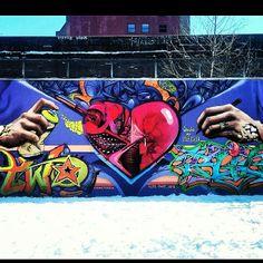Street art   mural   urban art   graffiti   spray paint   artwork   painting