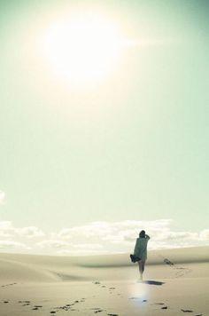 'austrailian sand' wander with your heart