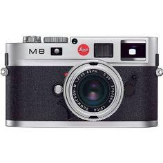 Leica M8: hot camera action.