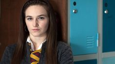 Waterloo Road Cast Pic 2015- Lisa Brown #WaterlooRoad @caitlingileps3 School Girl Outfit, Girl Outfits, Waterloo Road, Road Pictures, Tv Shows, Lisa, It Cast, Brown, Baby Clothes Girl