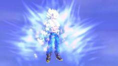 DragonBall AF Goku vs Vegeta (Sprite Battle)