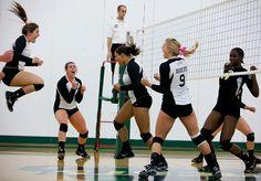 Volleyball Volleyball Volleyball. Is. My. Life.