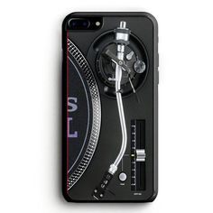 Technics 1210s 1210 Turntables mk5 Vinyl DJ iPhone 6 Plus | yukitacase.com