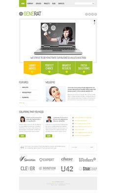 Website Template #39975