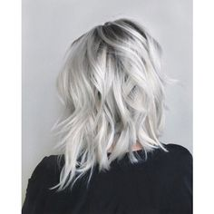 Silver Ice Shadow Root