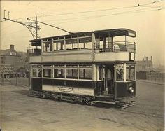 Huddersfield Corporation Tramways 121.