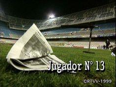 1999-06-13 EL JUGADOR NUMERO 13 Víctor Martínez Realizador Audiovisual — WordPress