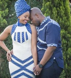 New Shweshwe Seshoeshoe Dresses 2019 ⋆ South African Dresses, South African Traditional Dresses, South African Fashion, African Wedding Dress, African Dresses For Women, African Attire, African Fashion Dresses, African Wear, Traditional Outfits