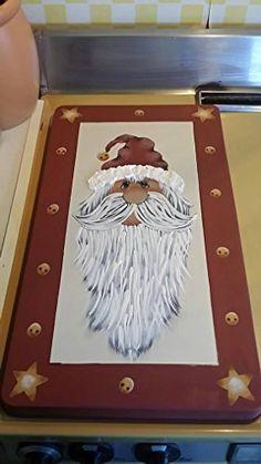 Primitive Country Santa Claus Set of 2 Stove Burner Covers Old World Style, http://www.amazon.com/dp/B00QB8I638/ref=cm_sw_r_pi_awdm_0nMQvb1YHGYJK