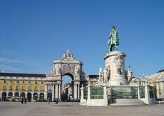 Terreiro do Paço - Lisboa - Portugal
