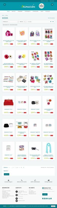 Monederos, portatodo y detalles de Bodas