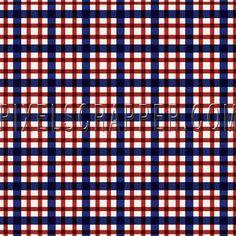 Plaid 10 Paper - USA by Marisa Lerin | Pixel Scrapper digital scrapbooking*