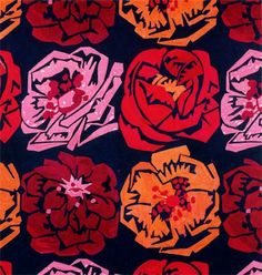 Floral Textile by Raoul Dufy on Curiator, the world's biggest collaborative art collection. Textile Prints, Textile Patterns, Textile Design, Print Patterns, Floral Prints, Fabric Design, Pattern Designs, Pattern Fabric, Floral Patterns