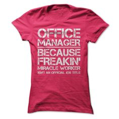 Taken By A Badass Back Office Manager Job Title Tshirt  Job Title