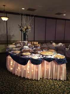Family Wedding Cookie Table Youngstown, Oh Cookie Table Wedding, Wedding Cookies, Wedding Table, Dessert Bars, Dessert Table, Ambrosia Recipe, Cookie Display, Brunch Table, Birthday Party Tables