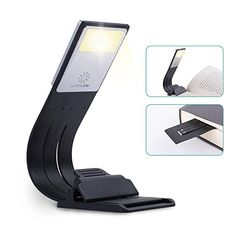 Rechargeable Book Light Led Reading Light Atmoko Rechargeable Reading Lamp 3Level