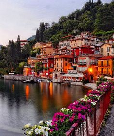 Varenna, Lake Como. Photo by Enzo Romano.