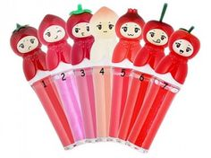 Tony Moly® - Fruit Princess Lipgloss