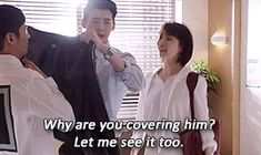Image result for while you were sleeping kdrama gif