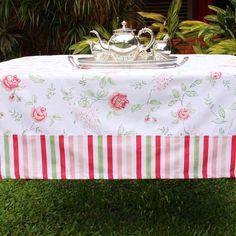 Mantel colección LENA - Diseño Carmine Rose