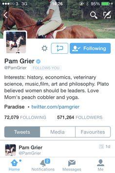 Pam Grier (jackie brown)