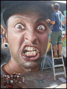 Some graffiti of Spros, from São Paulo, Brazil. To see the pt.2 CLICK HERE!