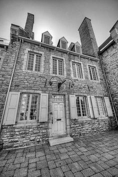 Maison du vieux Québec