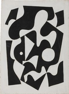 Ad Reinhardt - Untitled gouache on board; Willem De Kooning, Jackson Pollock, Abstract Painters, Abstract Art, Geometric Artwork, Ad Reinhardt, Modern Art, Contemporary Art, Monochrome Painting