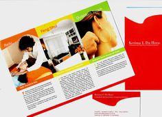 Kerima da Hora- folder + business card