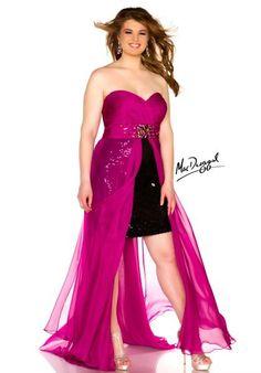 30eb66341b1e2 Fabulouss Plus Size Dress 64267F at Peaches Boutique Prom 2015