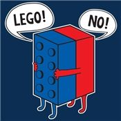 i will never lego Lego Humor, Lego Jokes, Jokes Kids, Its Friday Quotes, Just Dream, Dream Job, Haha Funny, Funny Stuff, Funny Humor